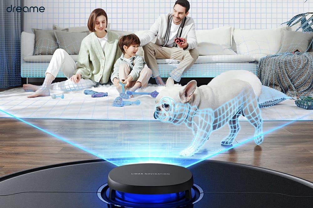 Одно решение для чистоты всей квартиры: новинка 2021 года — умный пылесос Dreame Bot L10 Pro